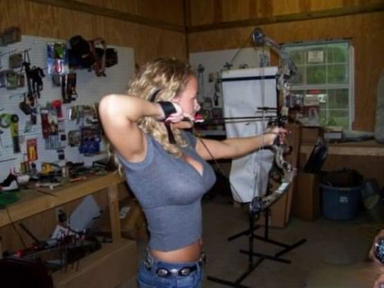 Archery Girls 11