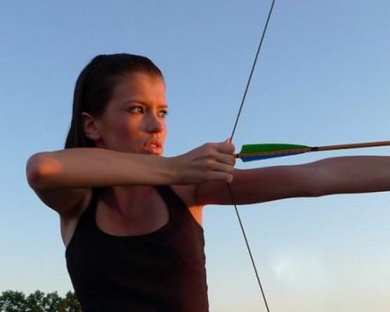 Archery Girls 5