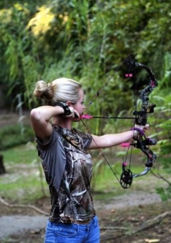 Archery Girls 6