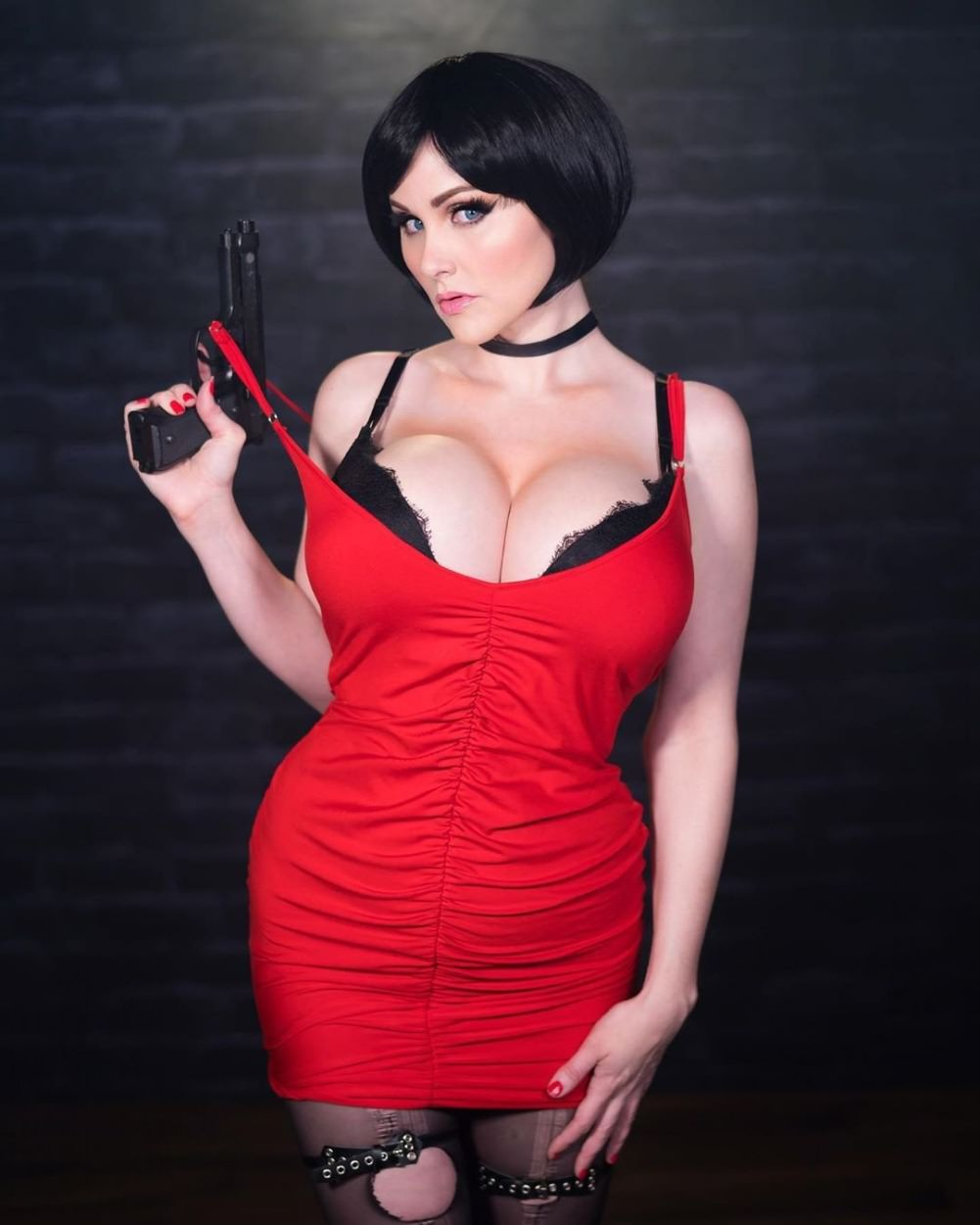 Ada Wong By Angie Griffin