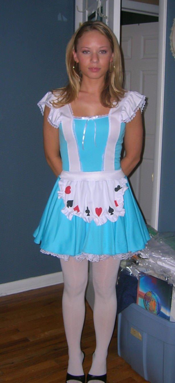Alice in wonderland porn.