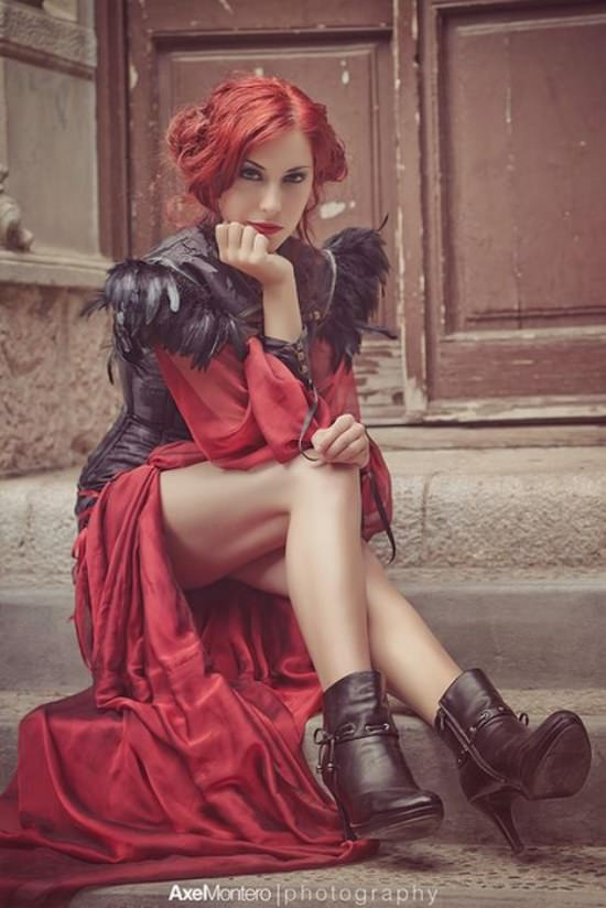 Steampunk Cosplay Girls 1