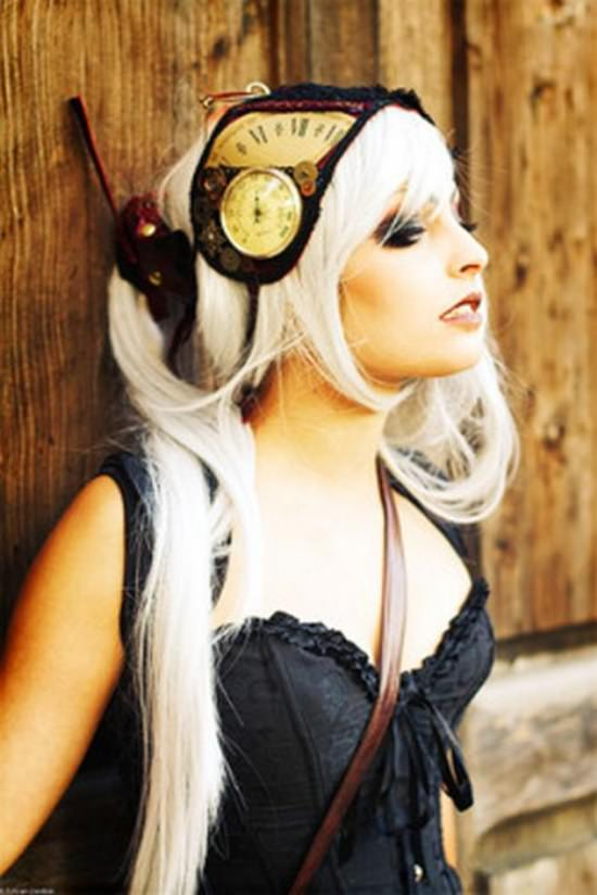 Steampunk Cosplay Girls 12