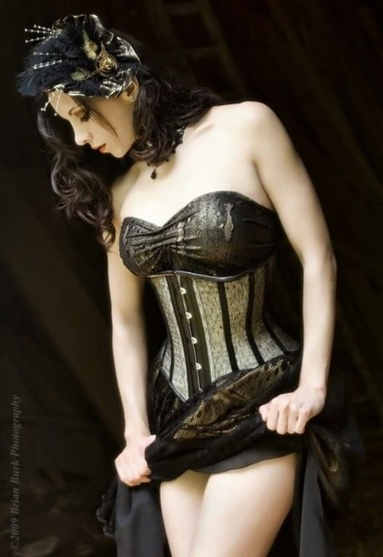 Steampunk Cosplay Girls 18