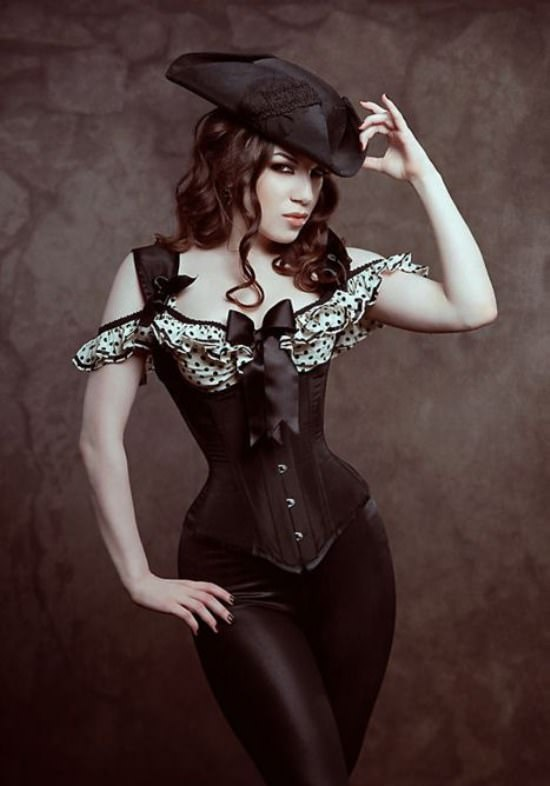 Steampunk Cosplay Girls 27