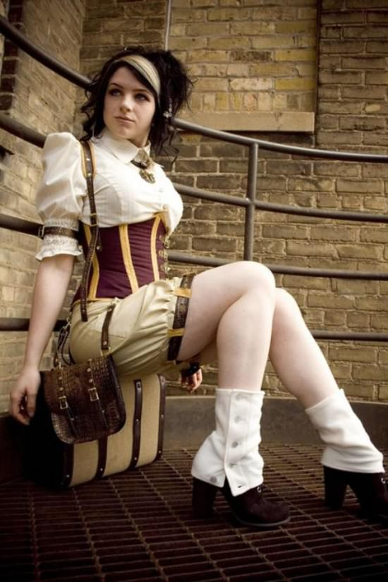 Steampunk Cosplay Girls 5