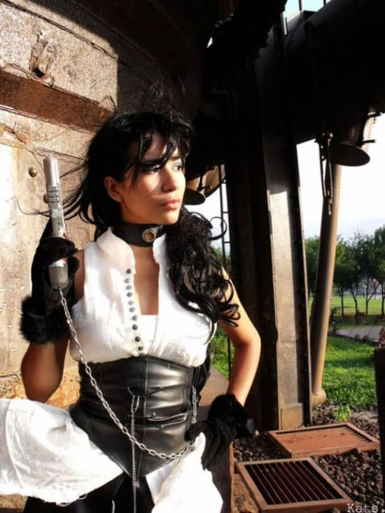 Steampunk Cosplay Girls 7