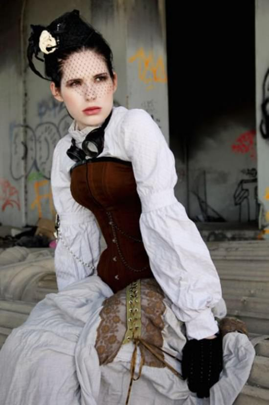 Steampunk Cosplay Girls 9