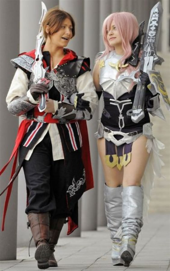 Cosplay Picdump 6