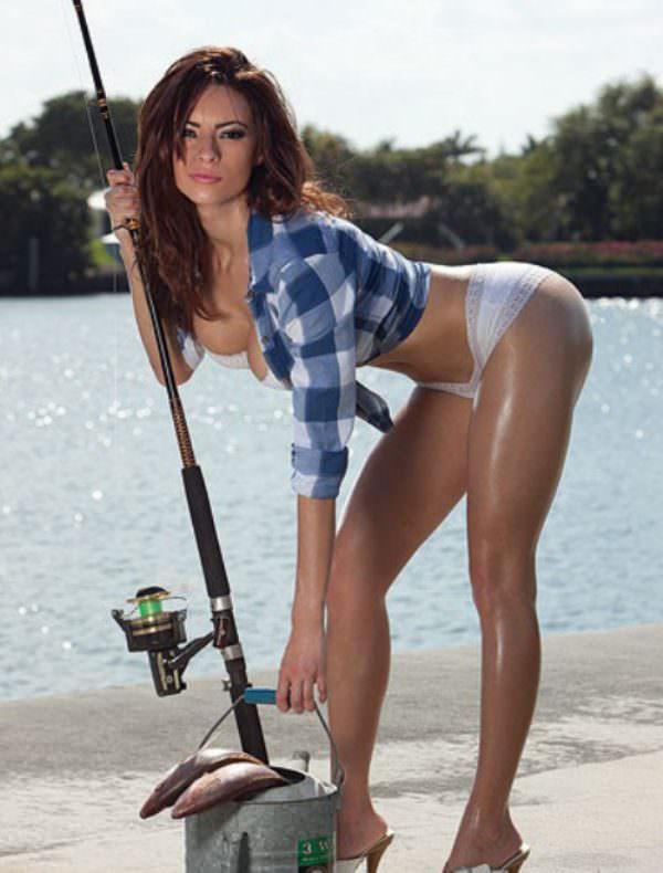Well, Sexy wemon bass fishen nude nude