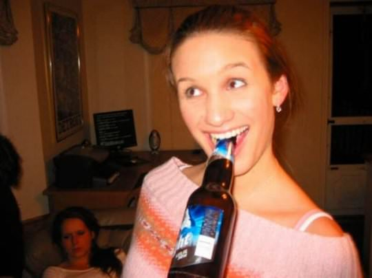 Girls who like beer 14