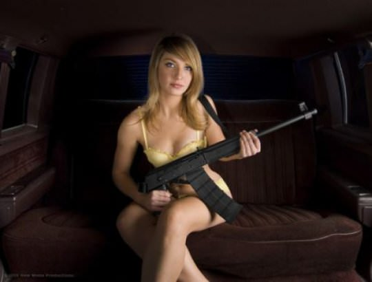 Girls with Guns Picdump 11