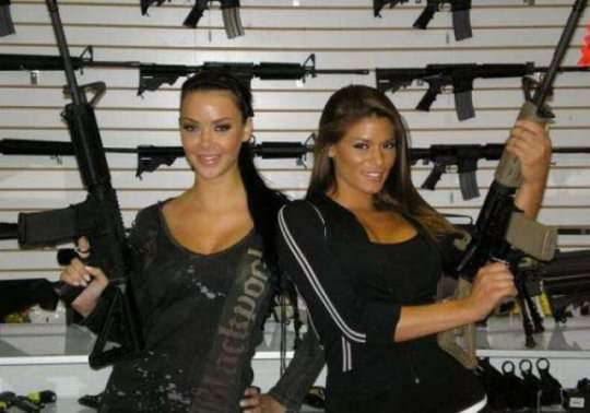 Girls with Guns Picdump 19