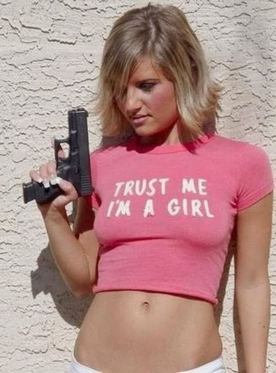 Girls with Guns Picdump 22