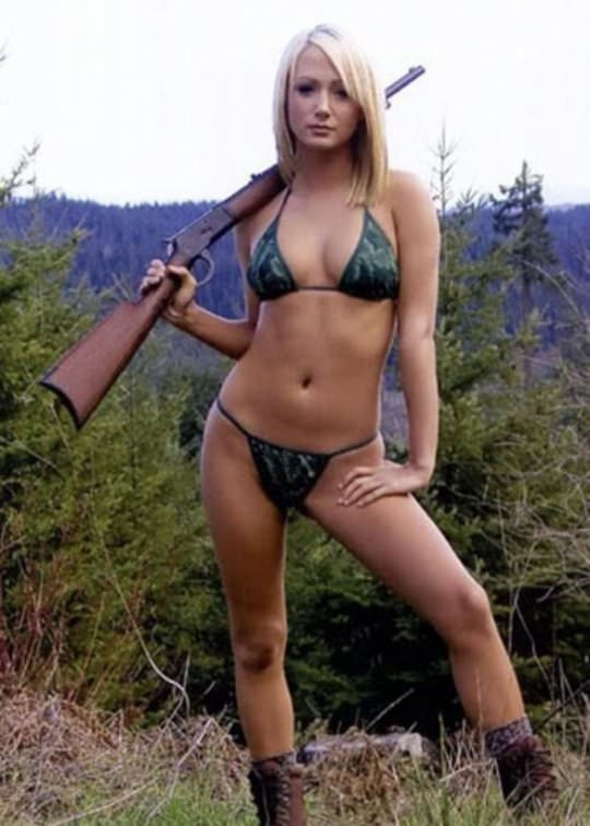 Girls with Guns Picdump 7