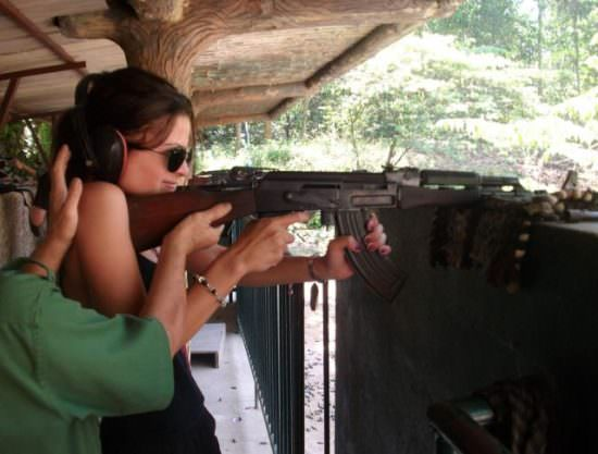 Girls with guns picdump#4  11