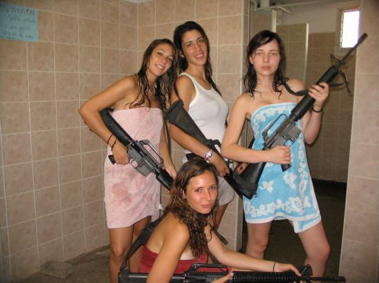Girls with guns picdump#4  7