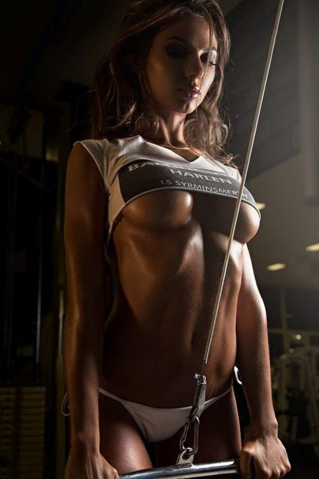 sexy women abs naked