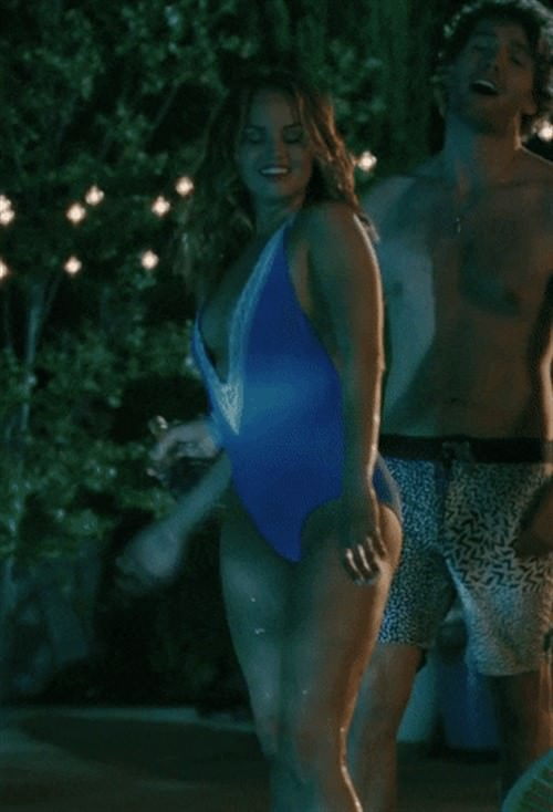 Bikini debby ryan Why Debby