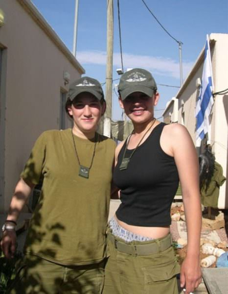 Israeli Defense Female Soldiers 22
