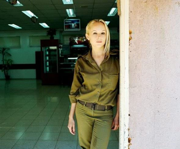 Israeli Defense Female Soldiers 28