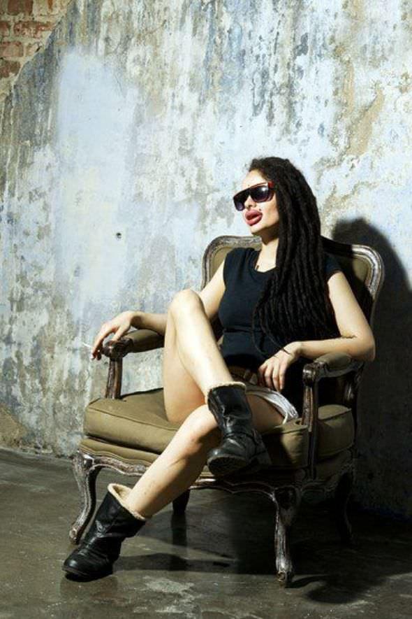 Kristina Rei Lips 14