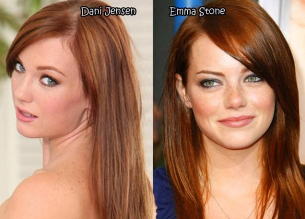 celebrity porn look alikes