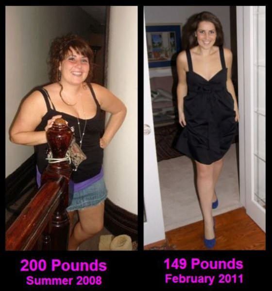 Fat to Skinny Girls 4