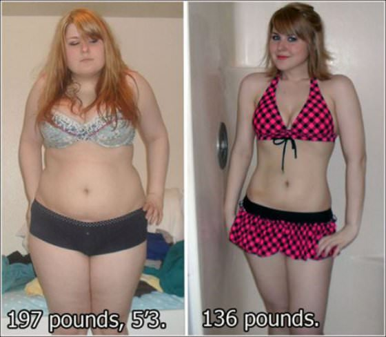 Fat to Skinny Girls 8
