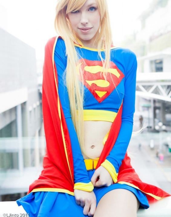 Super Girl Costumes 1
