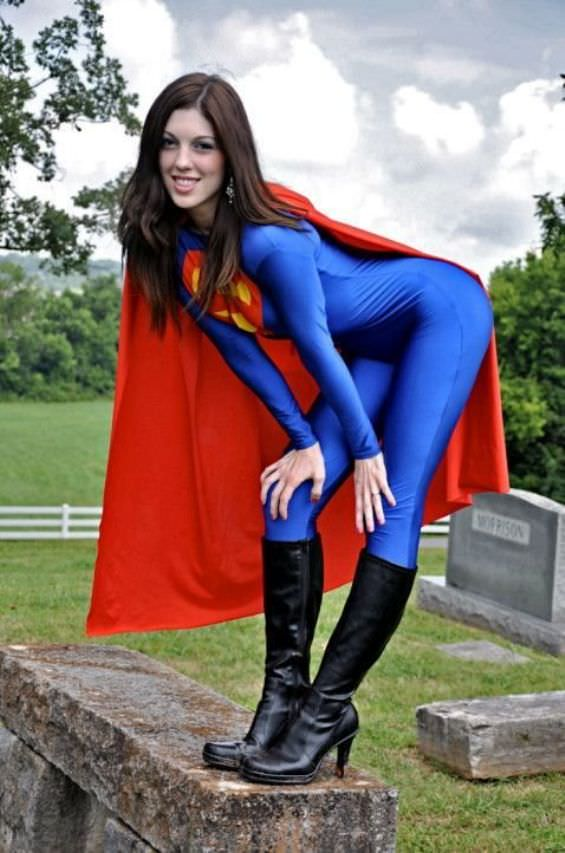 Super Girl Costumes 10