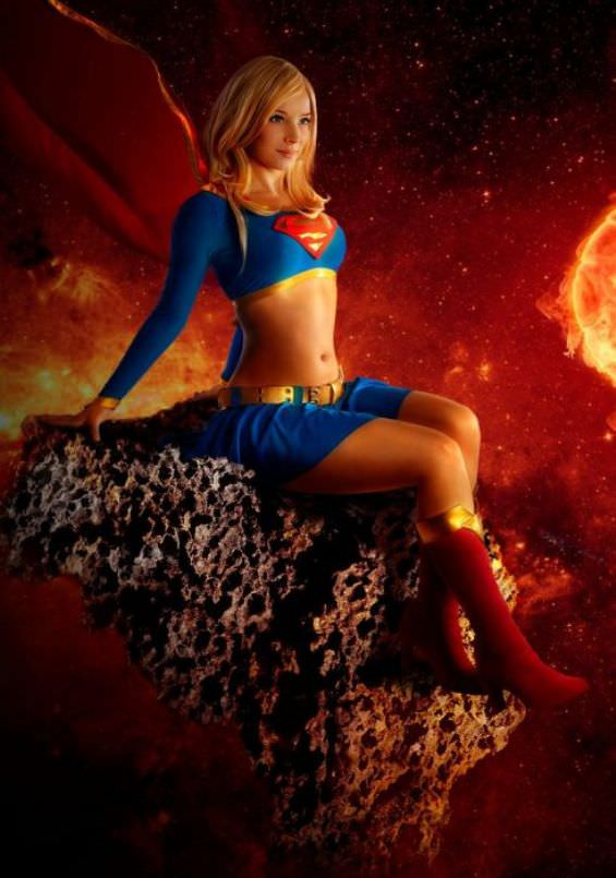 Super Girl Costumes 16