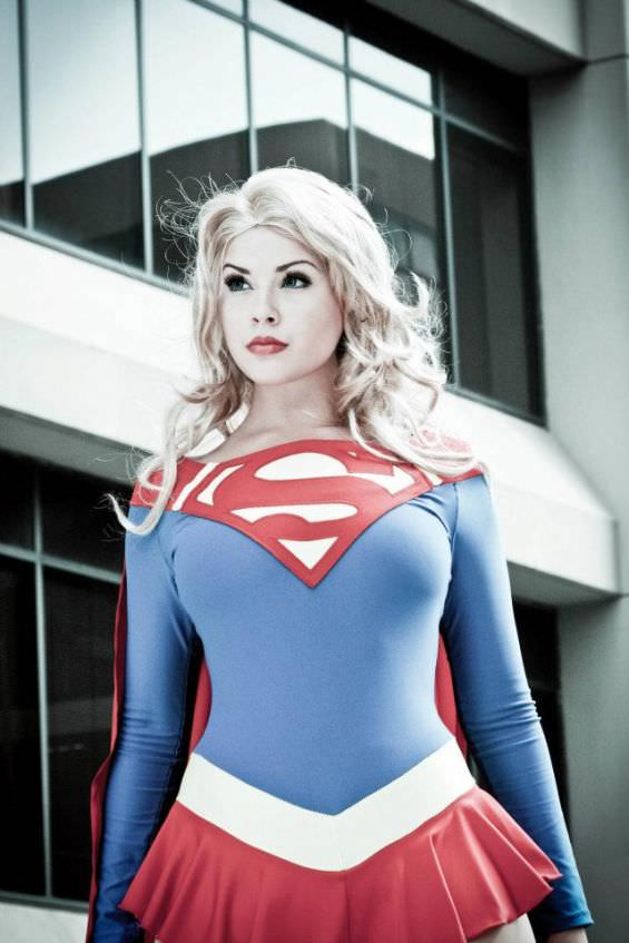 Super Girl Costumes 17