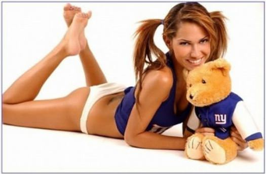 Hottest Giants and Patriots Superbowl Fans 15