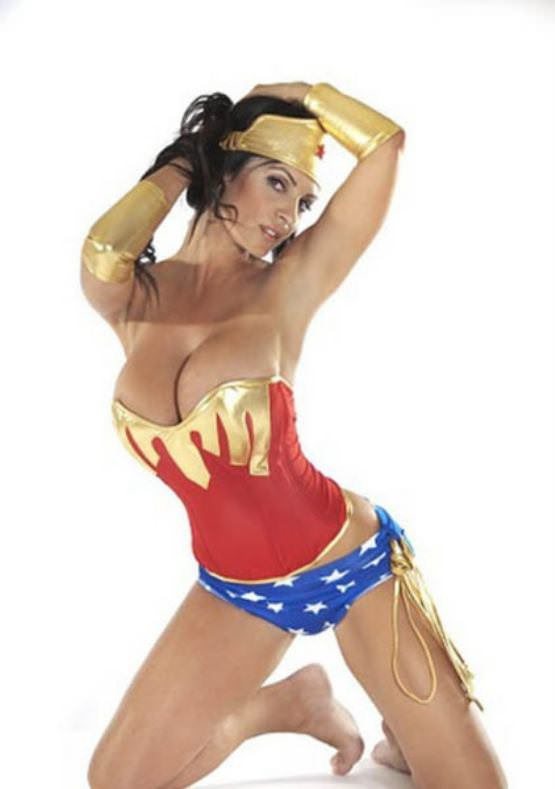 Wonder Woman Costumes 11