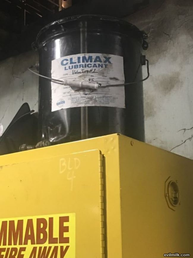 Climax Lubricant