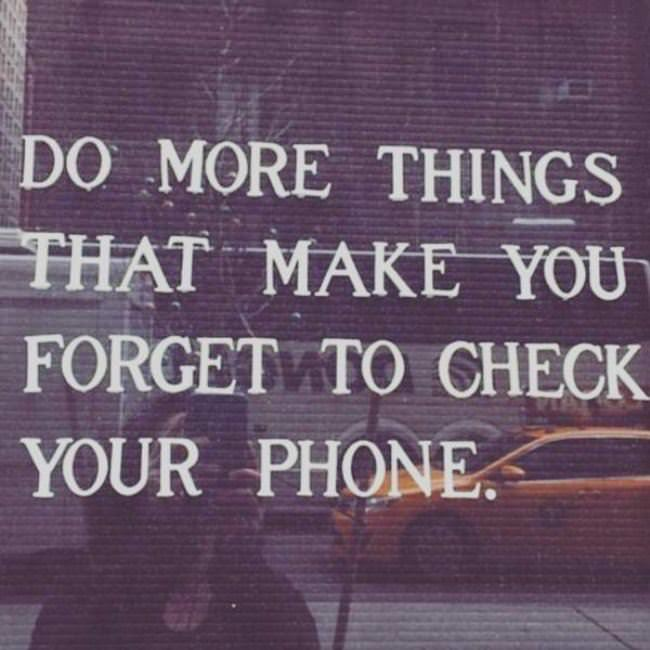 Do More Of Those Things