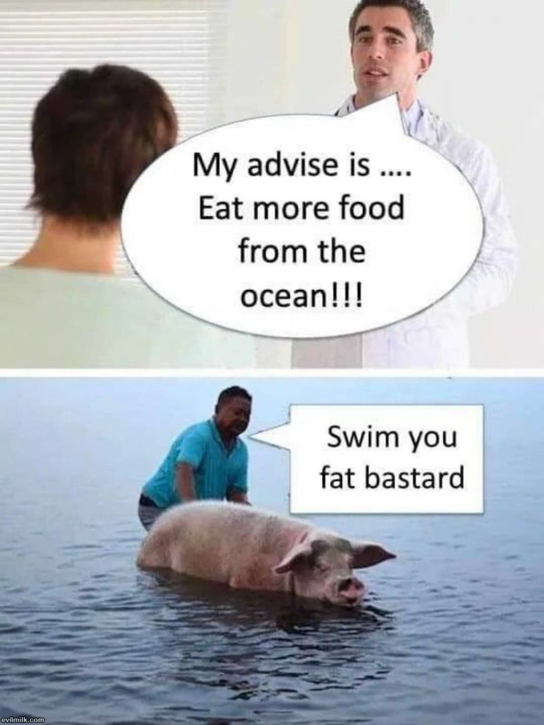 Eat More Ocean Food