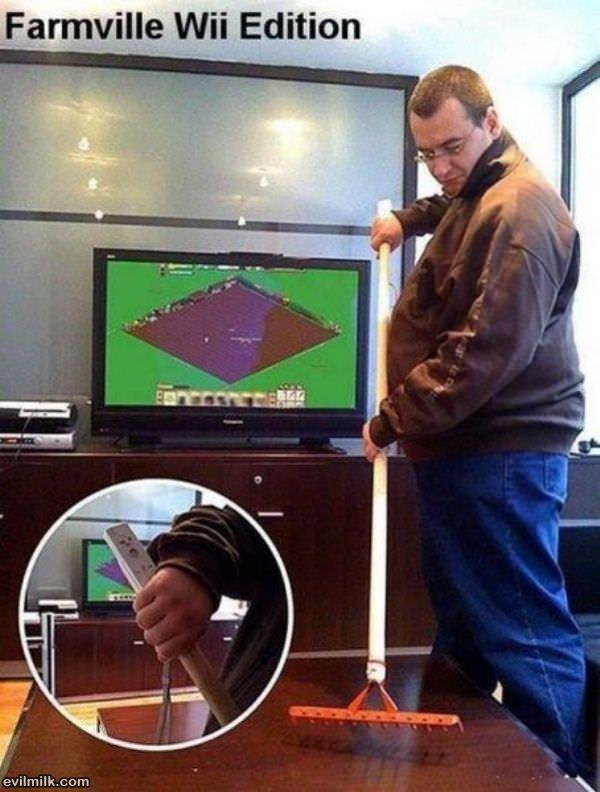 Farmville Wii