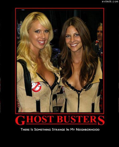 Ghost Busters