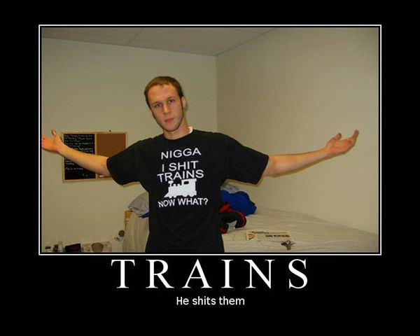 He  Trains