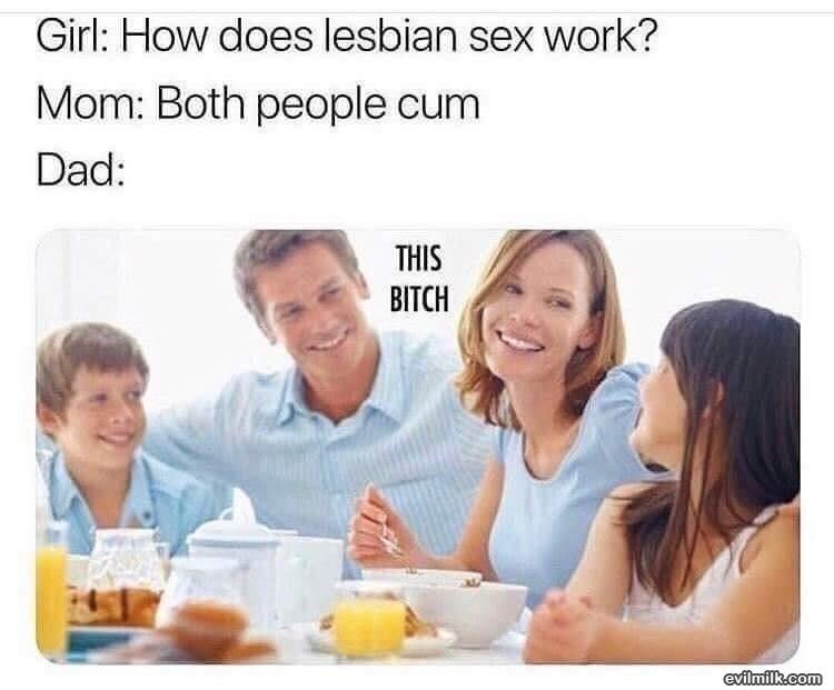 How Does Lesbian Sex Work