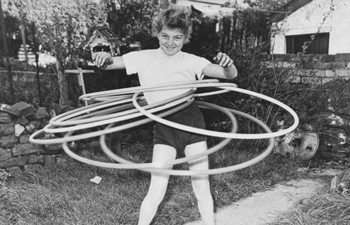 Hula Hooping Gifs