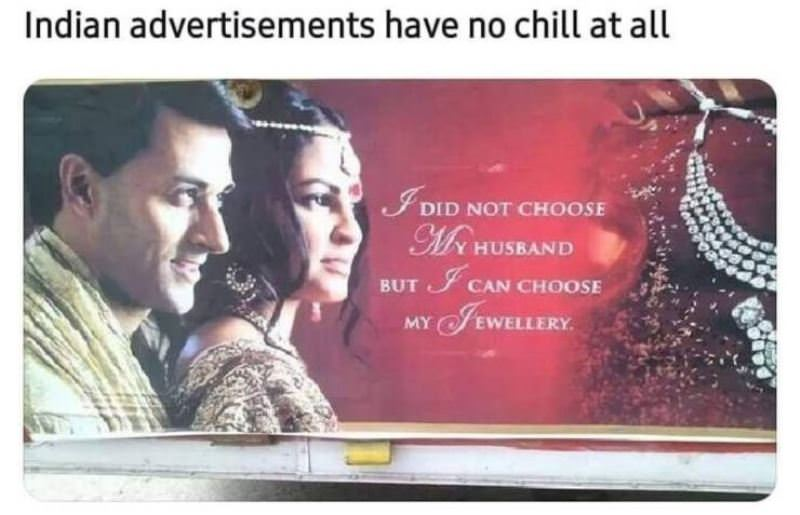 Indian Advertisements