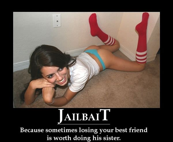 Jailbait Best Friend