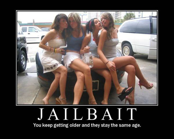 Jailbait Girls