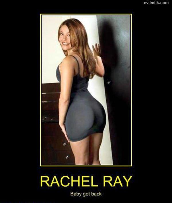 Racheal ray butt naked