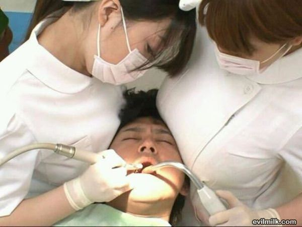 Relaxing Dentist Trip