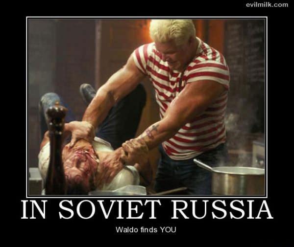 Soviet - vtipný obrázok - Kalerab.sk