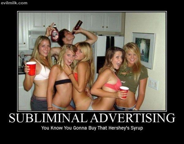 Subliminal Advertising Sex 101